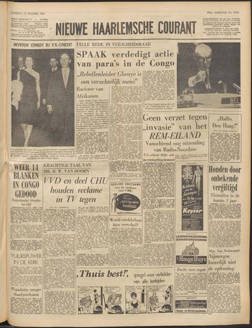 Nieuwe Haarlemsche Courant 1964-12-12