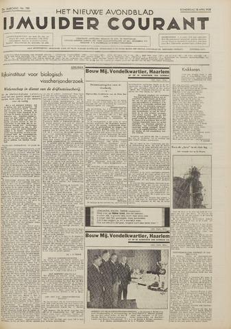 IJmuider Courant 1938-04-28