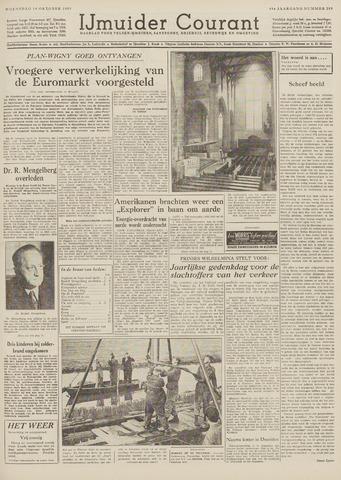 IJmuider Courant 1959-10-14