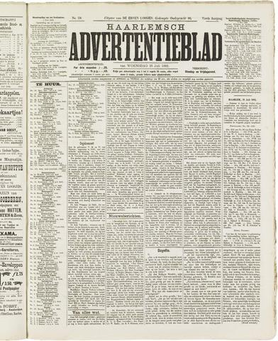 Haarlemsch Advertentieblad 1882-07-26