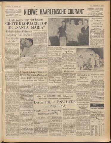 Nieuwe Haarlemsche Courant 1961-01-25