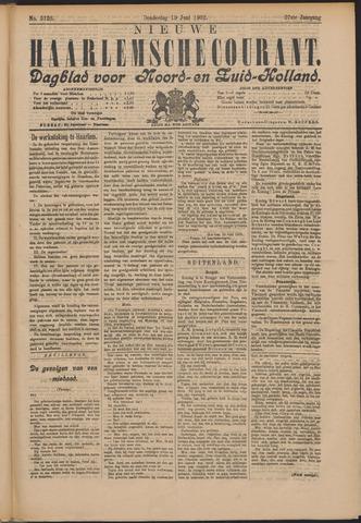 Nieuwe Haarlemsche Courant 1902-06-19