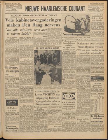 Nieuwe Haarlemsche Courant 1962-03-08