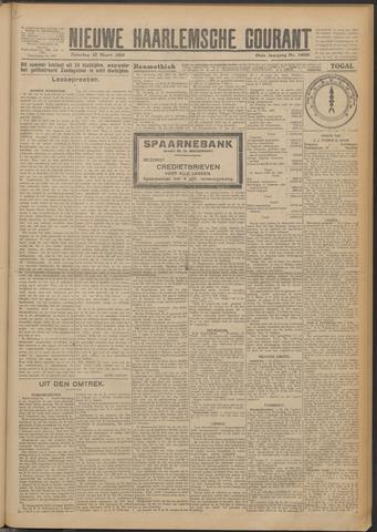 Nieuwe Haarlemsche Courant 1924-03-22