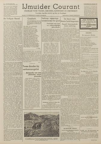 IJmuider Courant 1939-01-18