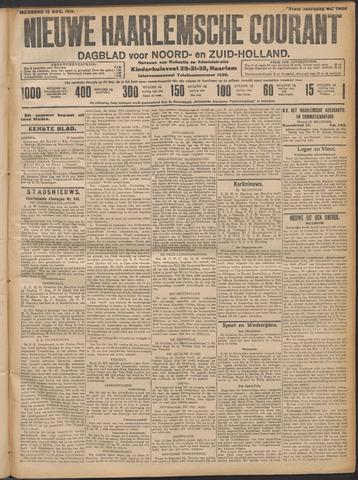 Nieuwe Haarlemsche Courant 1912-08-12
