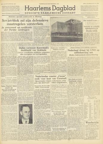 Haarlem's Dagblad 1954-11-30