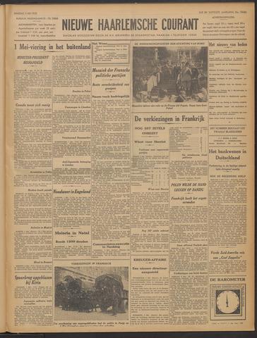 Nieuwe Haarlemsche Courant 1932-05-03
