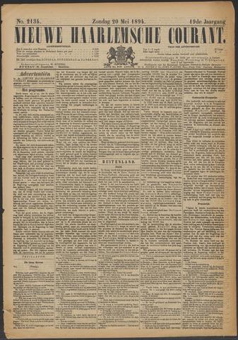 Nieuwe Haarlemsche Courant 1894-05-20