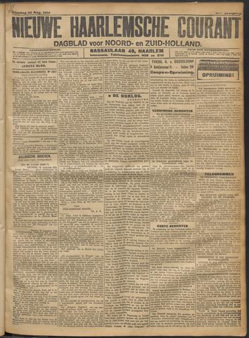 Nieuwe Haarlemsche Courant 1916-08-22