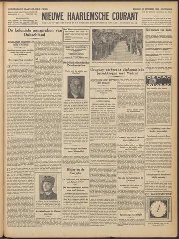 Nieuwe Haarlemsche Courant 1936-09-23
