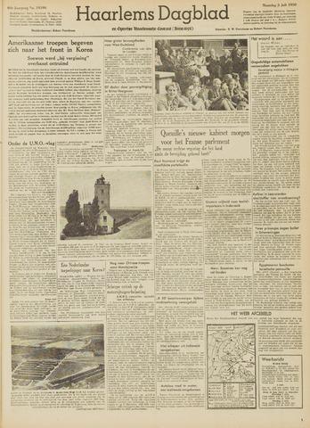 Haarlem's Dagblad 1950-07-03