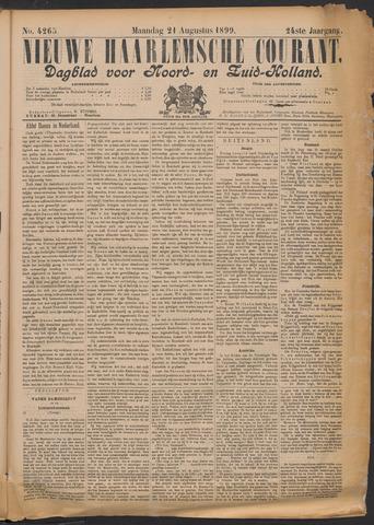 Nieuwe Haarlemsche Courant 1899-08-21