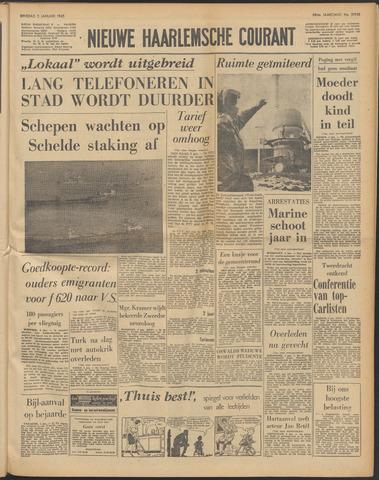 Nieuwe Haarlemsche Courant 1965-01-05