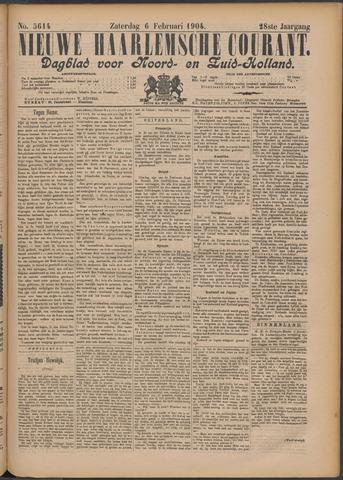 Nieuwe Haarlemsche Courant 1904-02-06