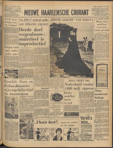 Nieuwe Haarlemsche Courant 1964-08-28