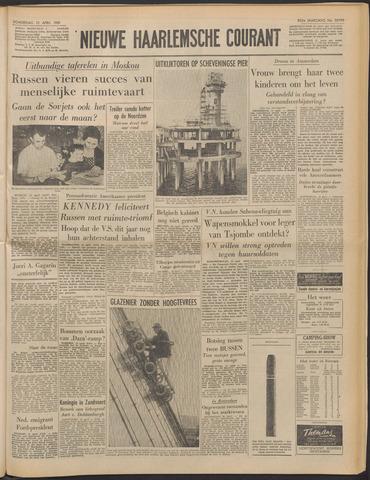 Nieuwe Haarlemsche Courant 1961-04-13