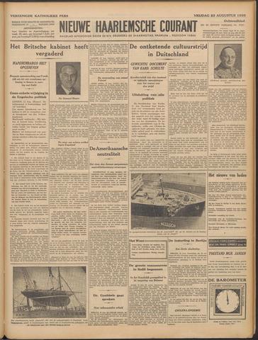 Nieuwe Haarlemsche Courant 1935-08-23