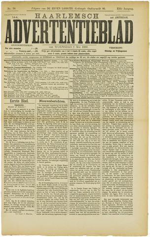 Haarlemsch Advertentieblad 1889-05-08