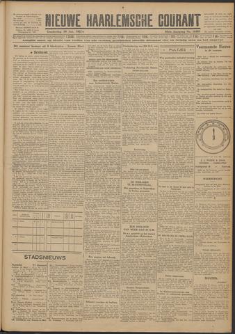 Nieuwe Haarlemsche Courant 1927-01-20