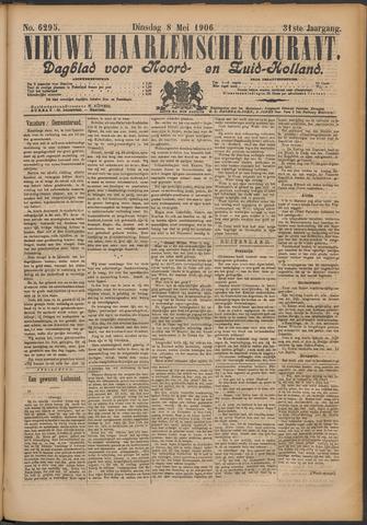 Nieuwe Haarlemsche Courant 1906-05-08