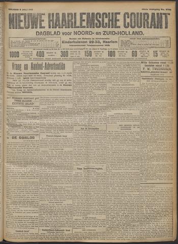 Nieuwe Haarlemsche Courant 1915-07-09