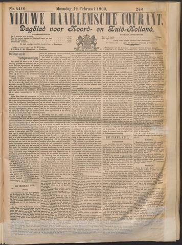 Nieuwe Haarlemsche Courant 1900-02-12