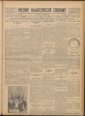 Nieuwe Haarlemsche Courant 1929-10-04