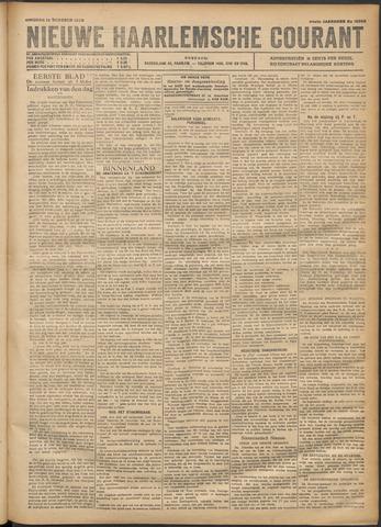 Nieuwe Haarlemsche Courant 1920-10-12