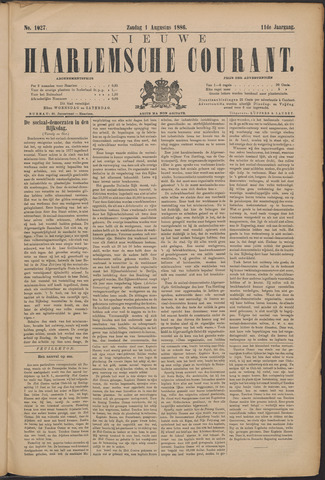 Nieuwe Haarlemsche Courant 1886-08-01