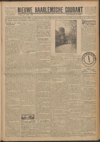 Nieuwe Haarlemsche Courant 1925-04-17