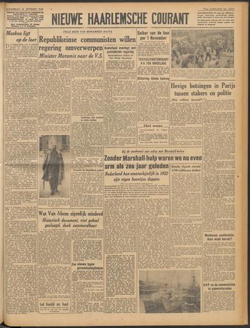 Nieuwe Haarlemsche Courant 1948-09-16