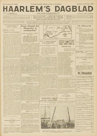 Haarlem's Dagblad 1935-10-12