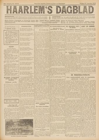 Haarlem's Dagblad 1926-08-27