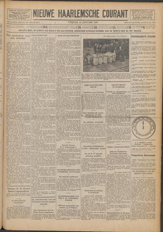 Nieuwe Haarlemsche Courant 1930-01-24