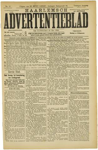 Haarlemsch Advertentieblad 1898-05-28