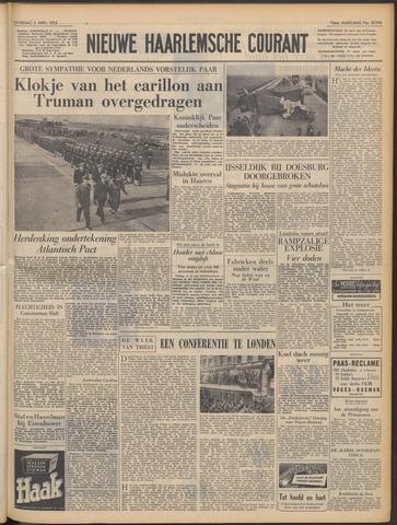 Nieuwe Haarlemsche Courant 1952-04-05