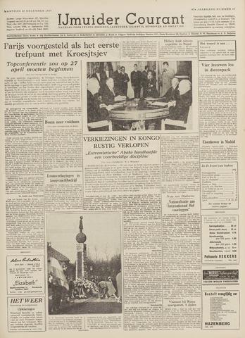 IJmuider Courant 1959-12-21