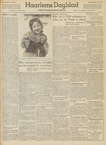 Haarlem's Dagblad 1950-02-28