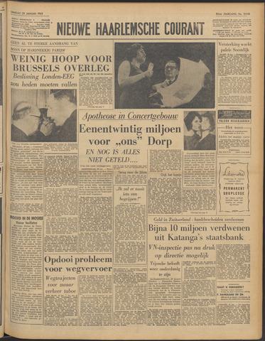 Nieuwe Haarlemsche Courant 1963-01-29