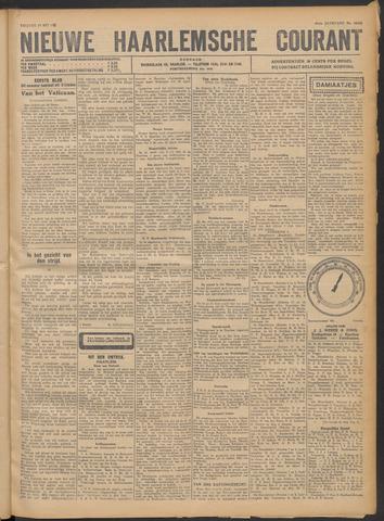 Nieuwe Haarlemsche Courant 1922-05-19