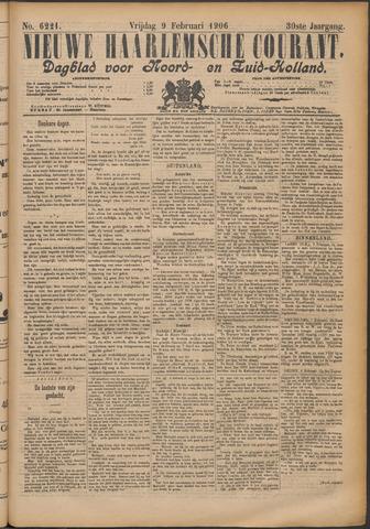 Nieuwe Haarlemsche Courant 1906-02-09