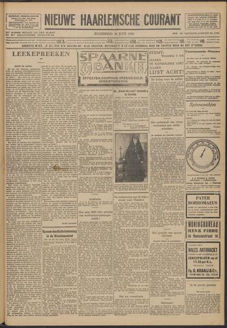 Nieuwe Haarlemsche Courant 1929-06-29