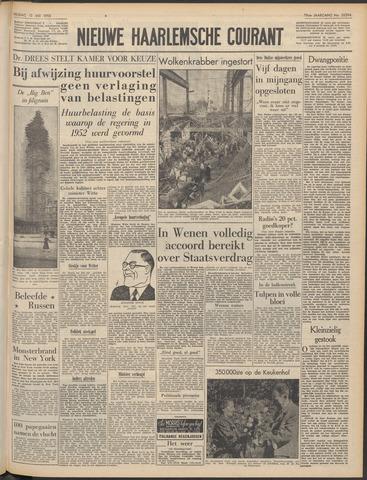Nieuwe Haarlemsche Courant 1955-05-13
