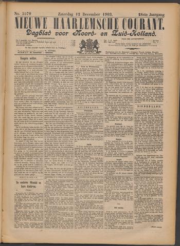 Nieuwe Haarlemsche Courant 1903-12-12