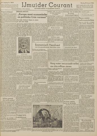 IJmuider Courant 1948-01-20