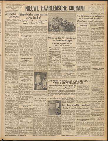 Nieuwe Haarlemsche Courant 1946-11-20