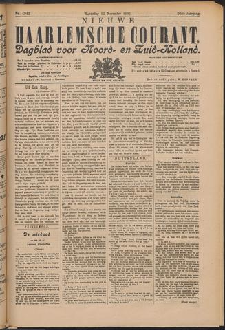 Nieuwe Haarlemsche Courant 1901-11-13