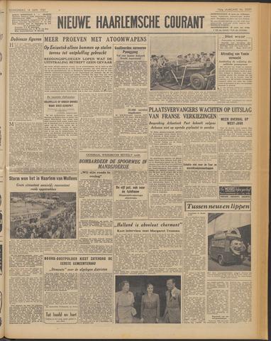 Nieuwe Haarlemsche Courant 1951-06-14