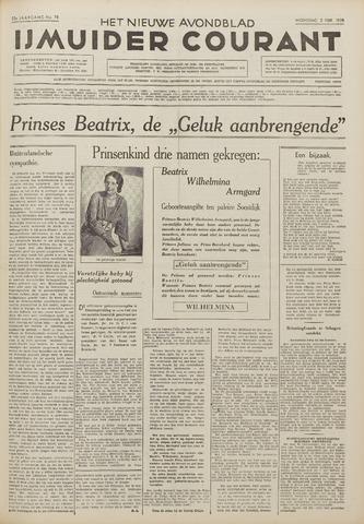 IJmuider Courant 1938-02-02